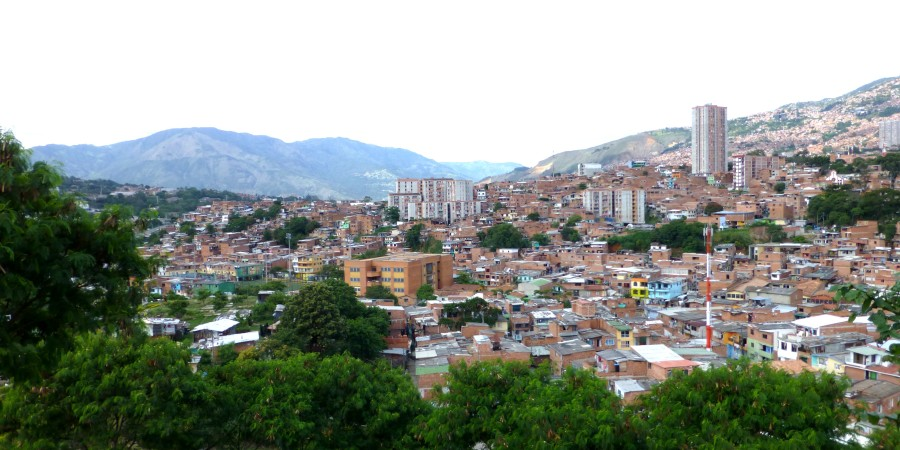 There's something about Medellín