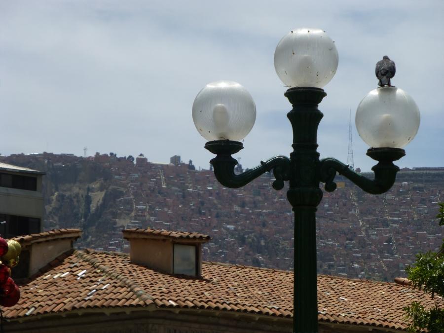 La Paz, Tentatively